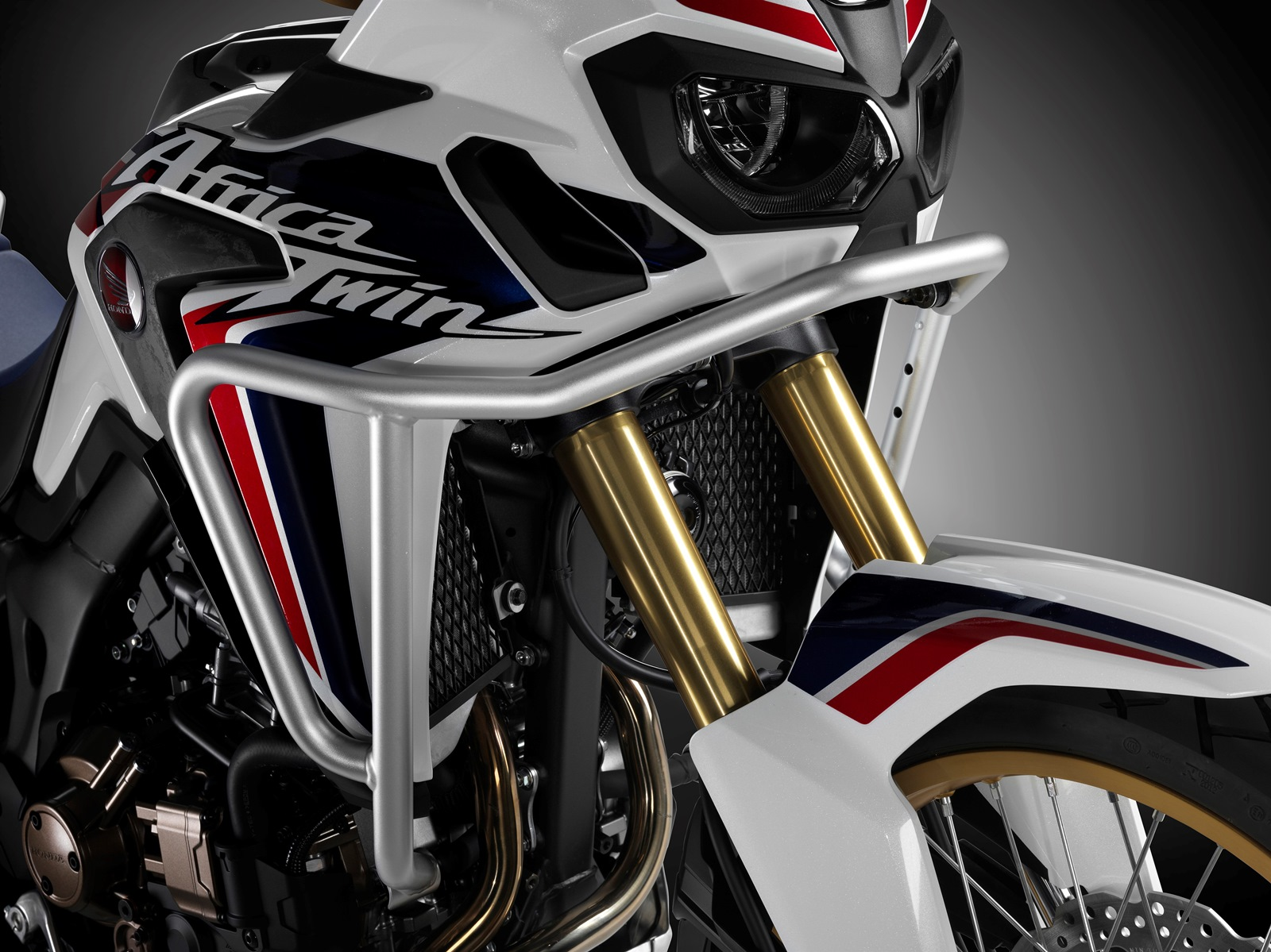 2016 Honda CRF1000L Africa Twin crash guard