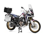 2016 Honda CRF1000L Africa Twin white with panniers