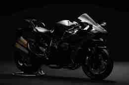 2016 Kawasaki Ninja H2 Spark Black colour option