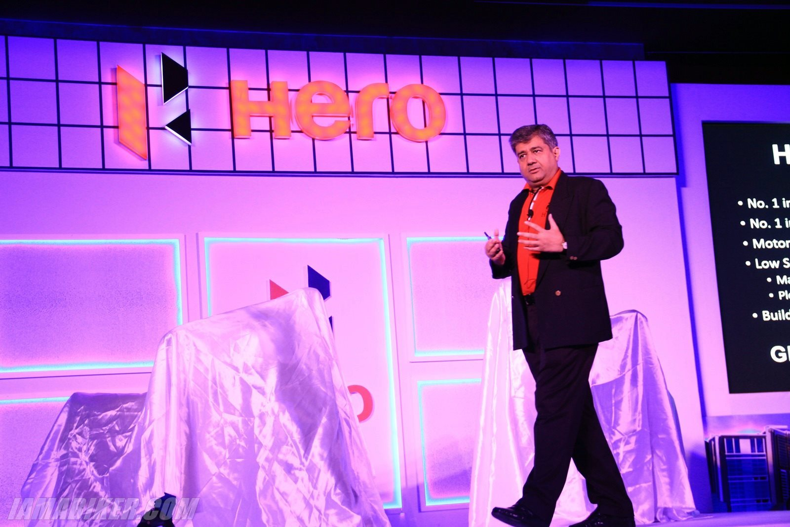 Hero Duet and Maestro Edge launch Bangalore Ashok Bhasin