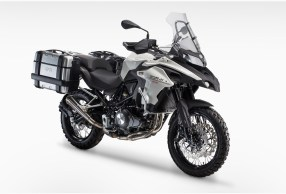 2016 Benelli TRK 502 unveiled at EICMA