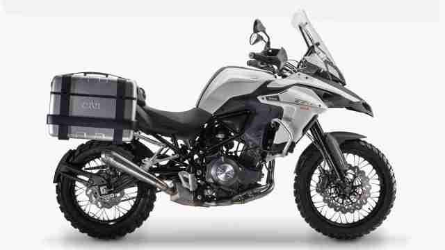 2016 Benelli TRK 502 unveiled