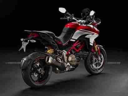2016 Ducati MULTISTRADA 1200 PIKES PEAK rear