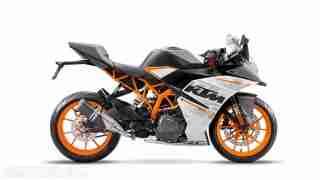 2016 KTM RC390 unveiled
