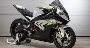 BMW eRR electric supersport S1000RR