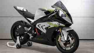 BMW eRR electric supersport S1000RR