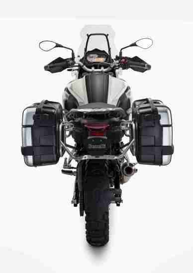 Benelli TRK 502 Adventure Bike