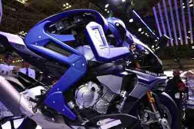 Yamaha Motobot