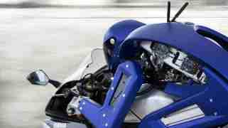 Yamaha Motobot - robot rider