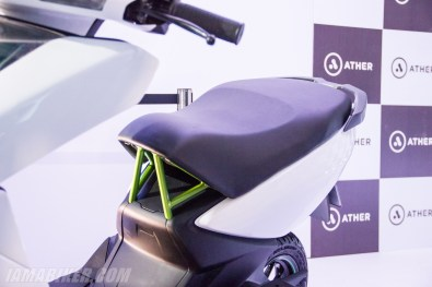 Ather Energy - S340 electric scooter seat