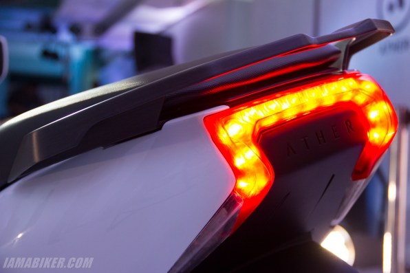 Ather Energy - S340 electric scooter - brake light