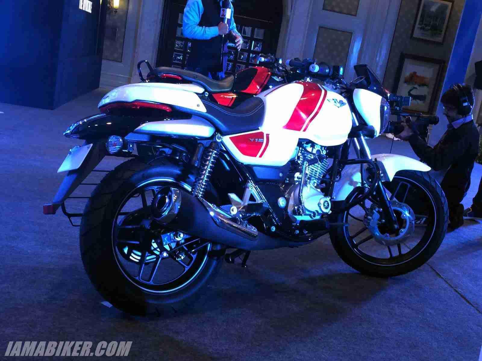 New Bajaj V launched