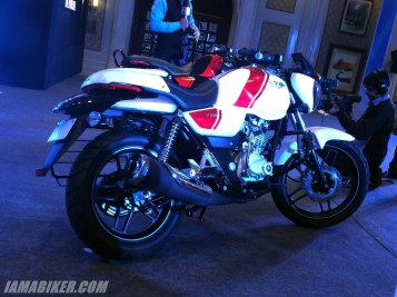 New Bajaj V launched