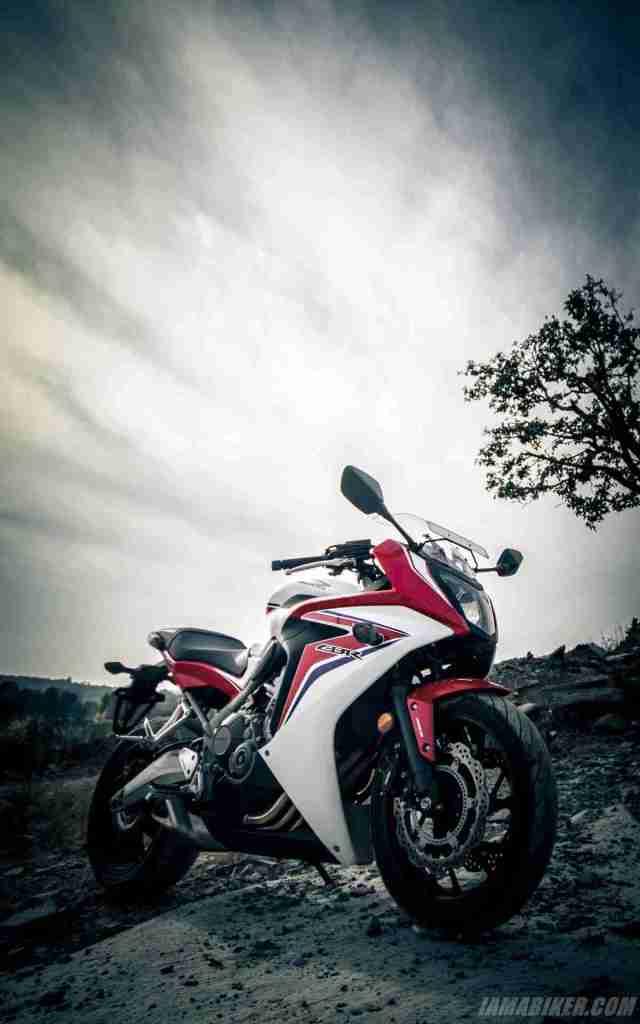 Honda CBR650F HD wallpapers (4)