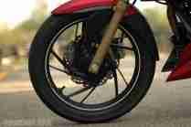 TVS Apache RTR 200 alloy wheel