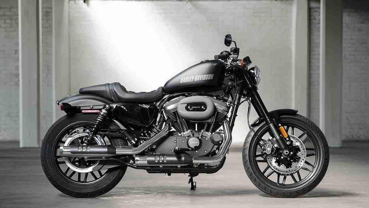 2016 Harley Davidson Roadster - 08