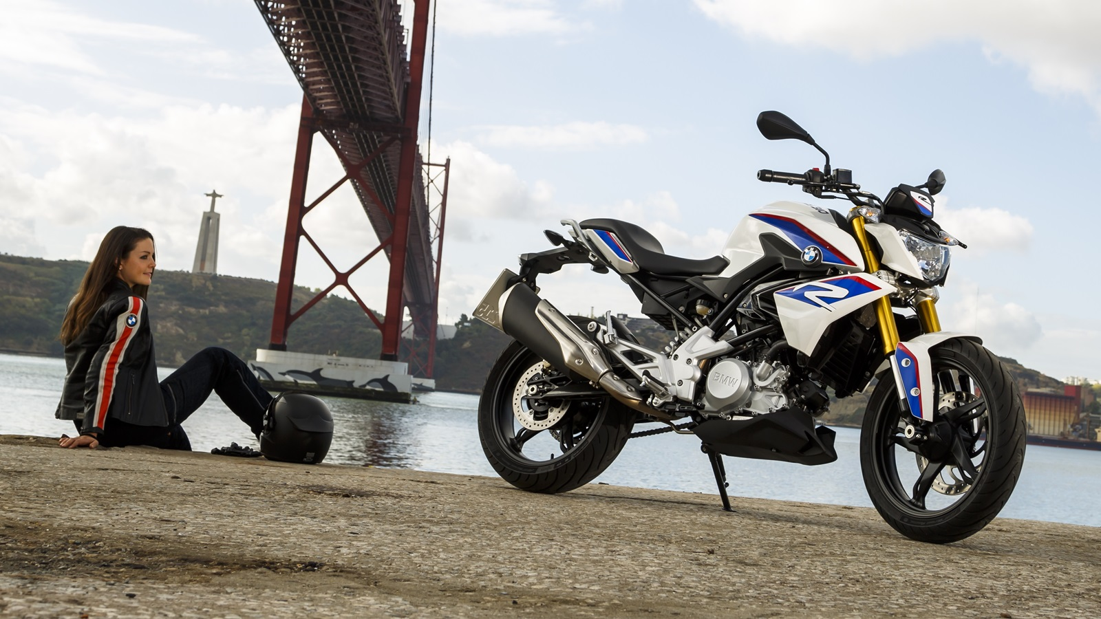 BMW G310R HD wallpaper