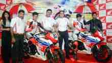 Honda India 2016 Motorsports plan