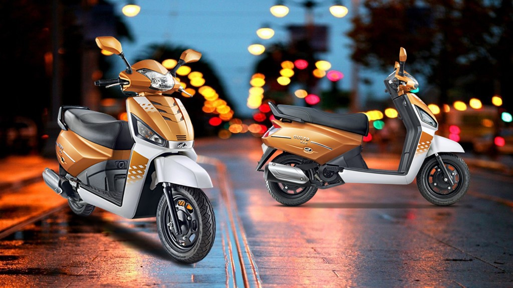 Mahindra Gusto 125 Now Available In 8 More States Iamabiker