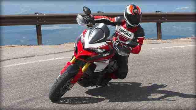 Ducati Multistrada 1200 Pikes Peak India