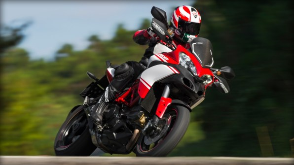 Ducati Multistrada 1200 Pikes Peak launched in India