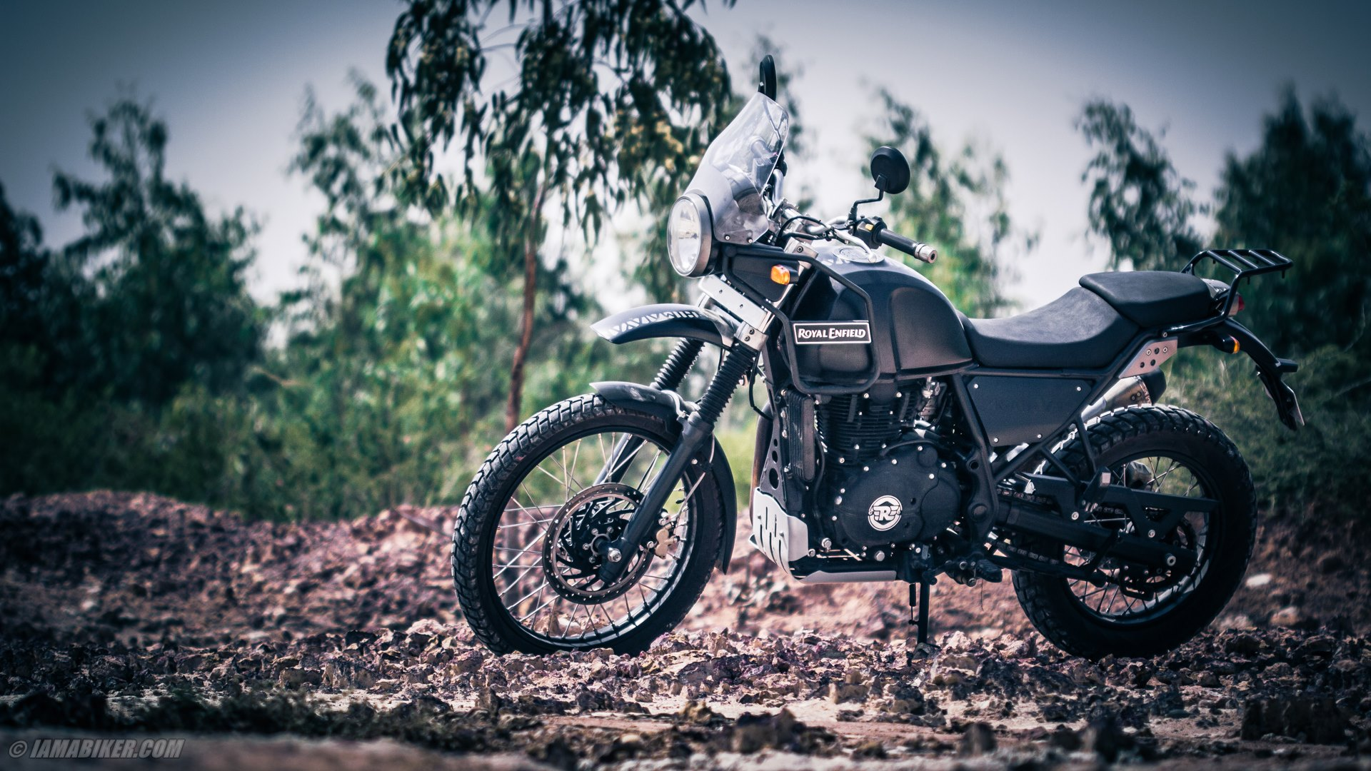 Royal Enfield Himalayan HD Wallpapers