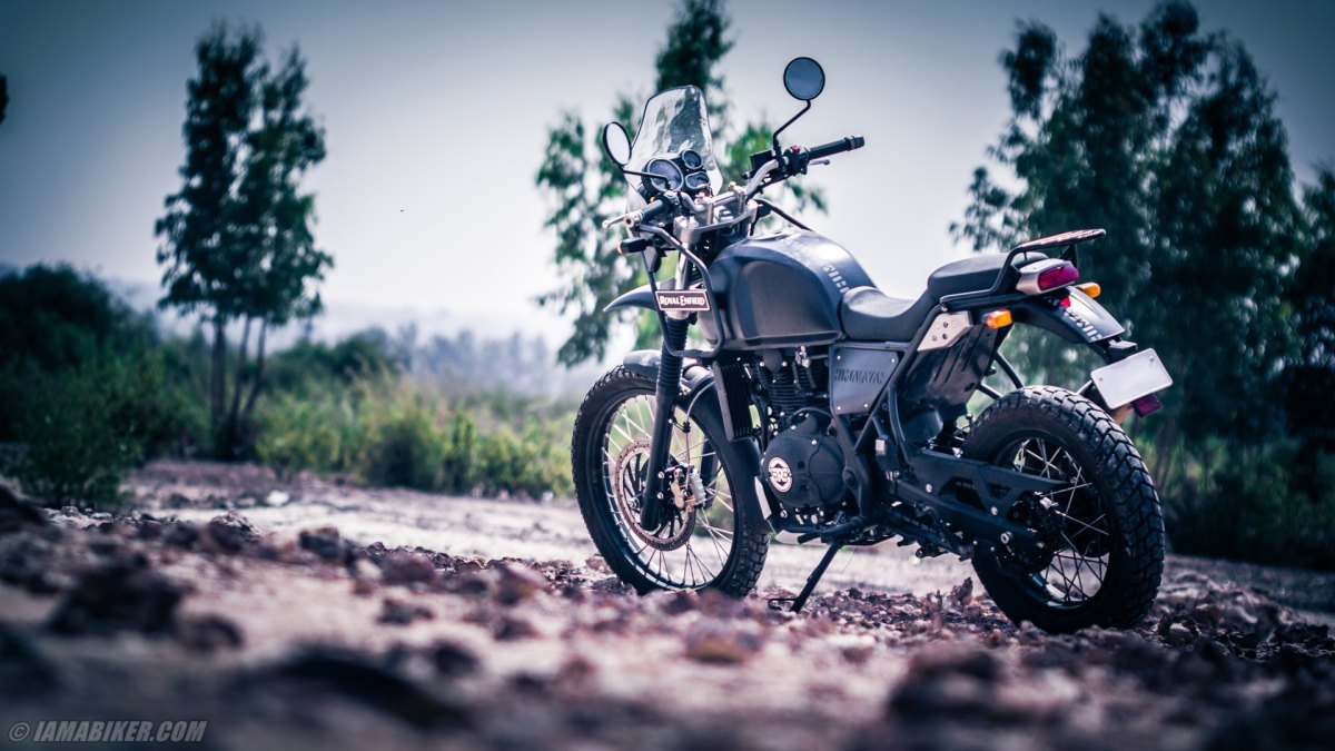 Royal Enfield Himalayan HD wallpapers -  (5)