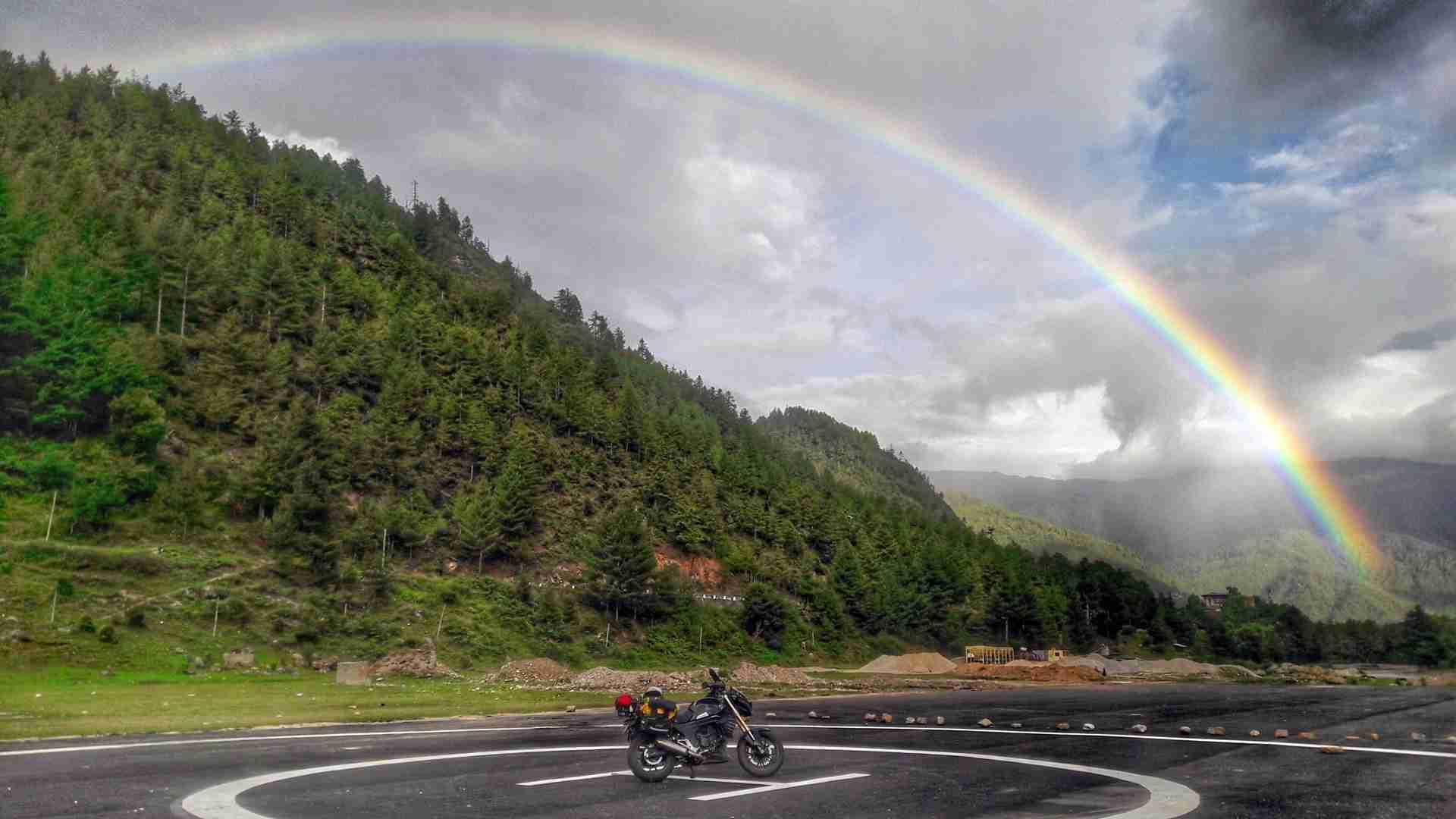 Sarath Shenoy, Bhutan, Mahindra Mojo