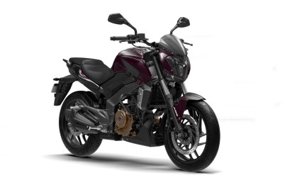 bajaj dominar 400 twilight plum colour option