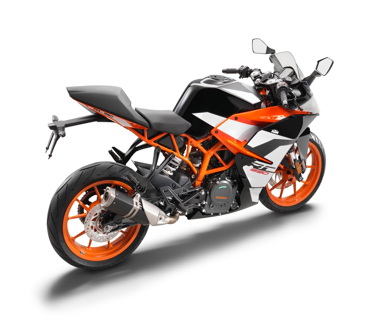 2017 KTM RC - whats new