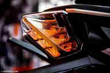 KTM Duke 250 led tail light