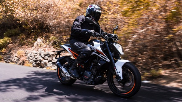 KTM Duke 250 review