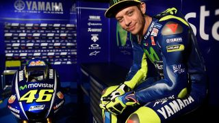 Valentino Rossi 2017