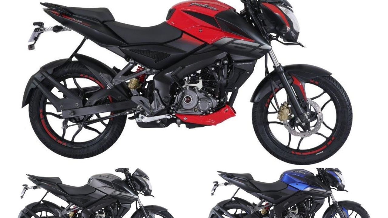 Bajaj Pulsar Ns160 Launched At A Price Of Rs 78 368 Iamabiker