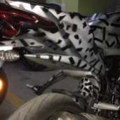 TVS Akula images (Apache RR 310S) under seat