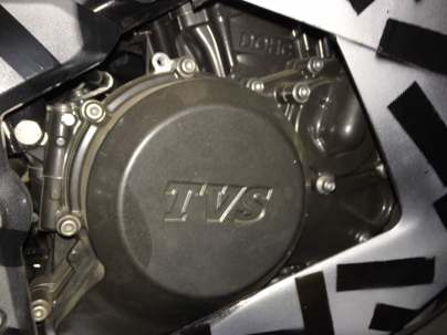 TVS Akula images (Apache RR 310S) engine