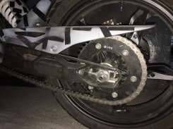 TVS Akula images (Apache RR 310S) chain sprocket
