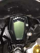 TVS Akula images (Apache RR 310S) speedometer