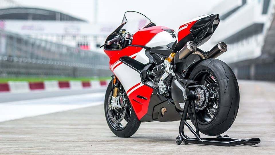 Ducati 1299 Superleggera India