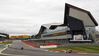 Silverstone circuit history