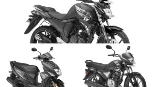 Yamaha Dark Knight colour option
