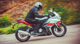 DSK Benelli 302R review
