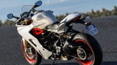 Ducati SuperSport S White