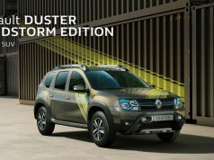 New Renault Duster Sandstorm Edition launched in India