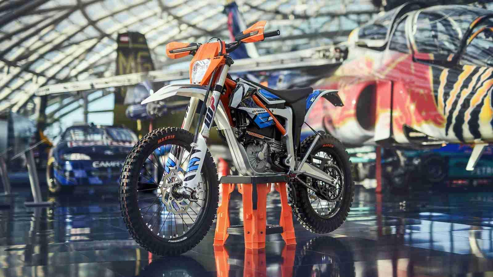 2018 KTM FREERIDE E-XC