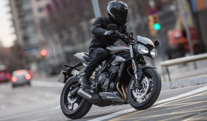 2018 Triumph Street Triple RS