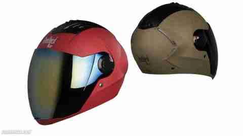 Steelbird SBA-2 helmet