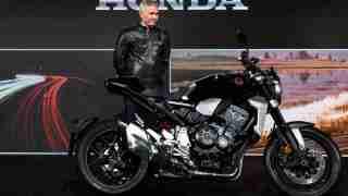 2018 Honda CB1000R images
