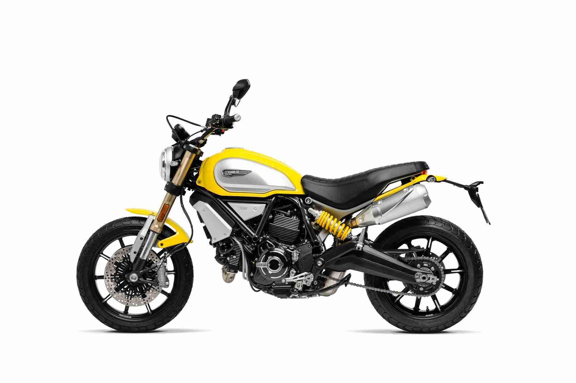 Ducati Scrambler 1100 images