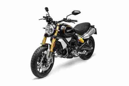 Ducati Scrambler 1100 Sport images